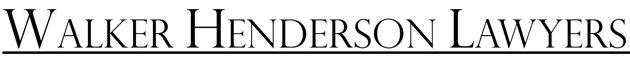 Walker Henderson Lawyers